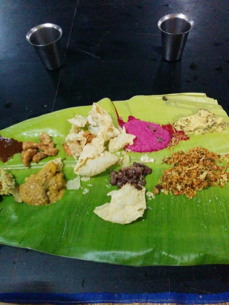 アシュラム,食事,インド